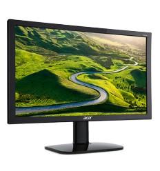 """24"""" Acer KA240H - TN,FullHD,5ms,60Hz,250cd/m2, 100M:1,16:9,DVI,HDMI,VGA"""