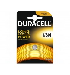 Baterie Duracell CR1/3N, CR11108, DL1/3N, 2L76, K58L, U2L76, 3V, blistr 1 ks