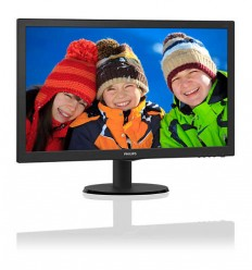 "24"" LED Philips 243V5LSB5-FHD,TFT,VGA,DVI"