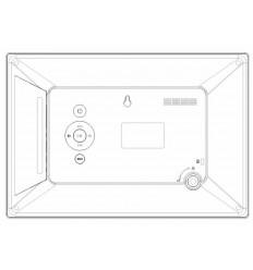 "Braun DigiFRAME 1730 (17"", FullHD, 16:9 IPS, 4GB)"