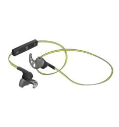 TRUST Sila Wireless Earphones - black/lime