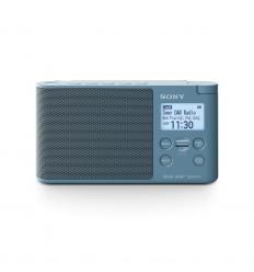 Sony radiopřijímač XDRS41DL.EU8 DAB tuner modrý
