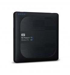 "Ext.HDD 2.5"" WD My Pass.Wireless Pro 4TB USB3.0,SD"