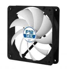 ARCTIC F12 Silent Case Fan - 120mm case fan with l