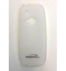 Kisswill TPU Pouzdro Transparent pro Nokia 3310 (2017)