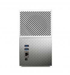 "NAS 3.5"" WD My Cloud Home Duo 8TB LAN"