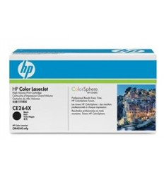 HP tisková kazeta černá, CE264X