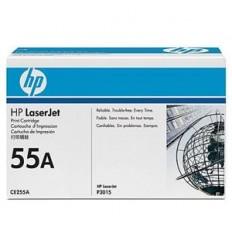 HP tisková kazeta černá, CE255A