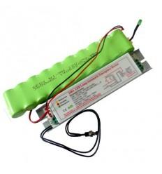 Nouzový zdroj napájení pro LED T8 15-30 W