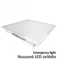 BEST-LED Nouzový Smart I-Panel 596x596, 240V, 45W, 4000lm, 4000K