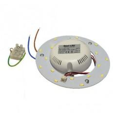 LED modul s driverem do kruhového svítidla 9W
