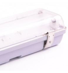 Svítidlo LG236 pro LED zářivky T8 - 2x1200, IP65