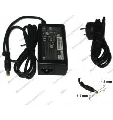 AC Adapter pro HP 18,5V 3,5A , konektor 4,8 x 1,7 PA-1650-02H 65