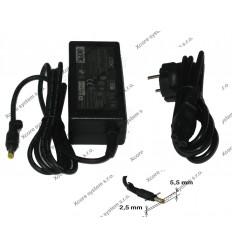 AC Adapter pro ACER 19V 3.42A , konektor 5,5x2,5 ADP-65DB//REV.B
