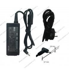 ASUS EEE 1005/1008 series AC Adaptér 19V 2.1A 40W 2.35x0.8 2-PR
