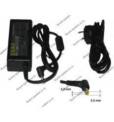 AC Adapter pro FUJITSU 19V 3,16A konektor 5,5x2,5 60W