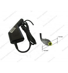 TM CAR (AUTO) Adapter DC 60W pro IBM/Lenovo 20V 3.25A 7.9x5.5 YD200-325