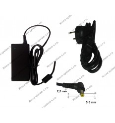 AC Adapter 12V 3A 36W konektor 5,5x2,5 12CAM3