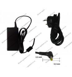 AC Adapter 12V 5A 60W konektor 5,5x2,5 12CAM5